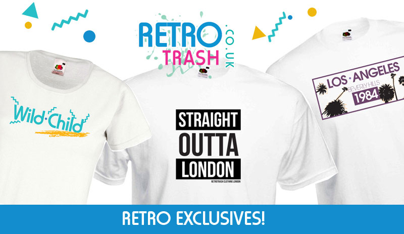 Retro Trash London